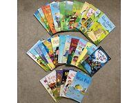 Usborne First Reading Books, used, set of 31 books