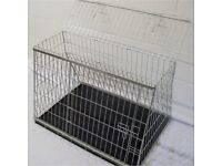 pet World Car Dog Cage like new collect from dagenham essex