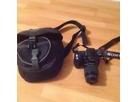 Sony A350 DSLR Camera