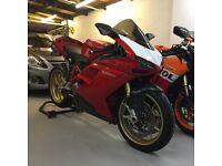 Ducati 1098 r replica