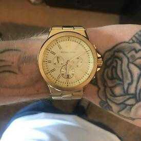 Mens good Michael kors watch