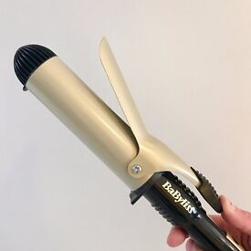 Baby Bliss Large Barrel Curling Wand in Excellent Condition