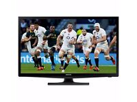 "Samsung UE28J4100 28"" TV - Black RRP £229.00"