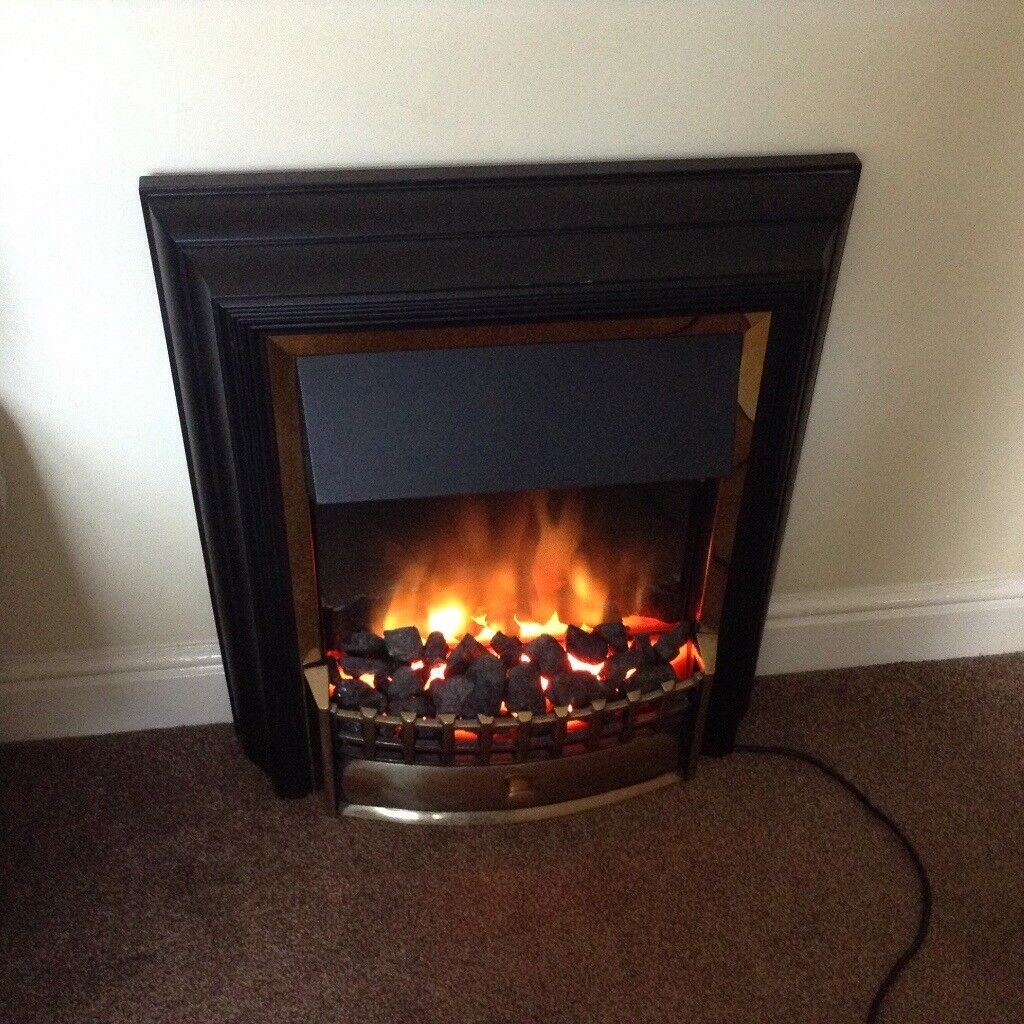 Dimplex cht20 freestanding cheriton optiflame fire open to sensible offers