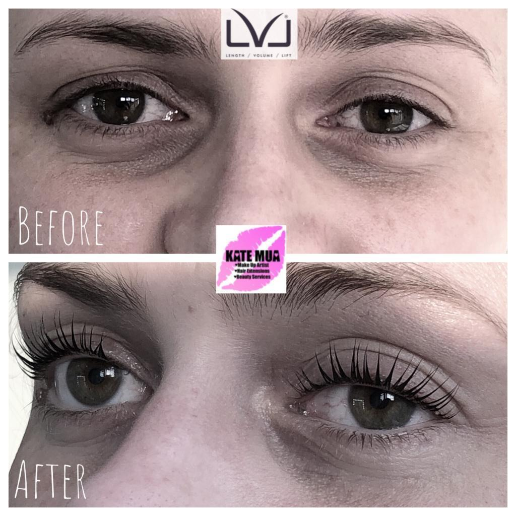 Lvl Lashes Lash Lift Tint Harlow Essex Hertfordshire In