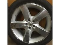 Brand New Startech Alloy Wheels and Tyres