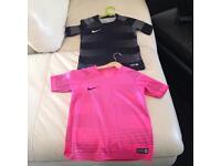 boys size xs small nike tshirts
