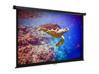 "78"" projector screens Brand new in box RRP £129"