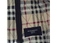Genuine Women's Burberry Jacket -Size 14