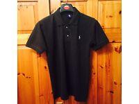 Ralph Lauren Tshirt/Polo Shirt In Dark Grey £15