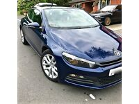 PRICED TO SELL! 2009 VW VOLKSWAGEN SCIROCCO 170HP! FULLS SERVICE & HPI CLEAR