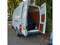 MAN and VAN £15HR REMOVALS DELIVERY STORE PICK UP PROPERTY CLEAR