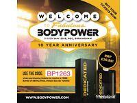 BodyPower UK 2018