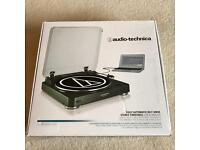 Audio Technica AT-LP60-USB - Record player / Vinyl / Turntable