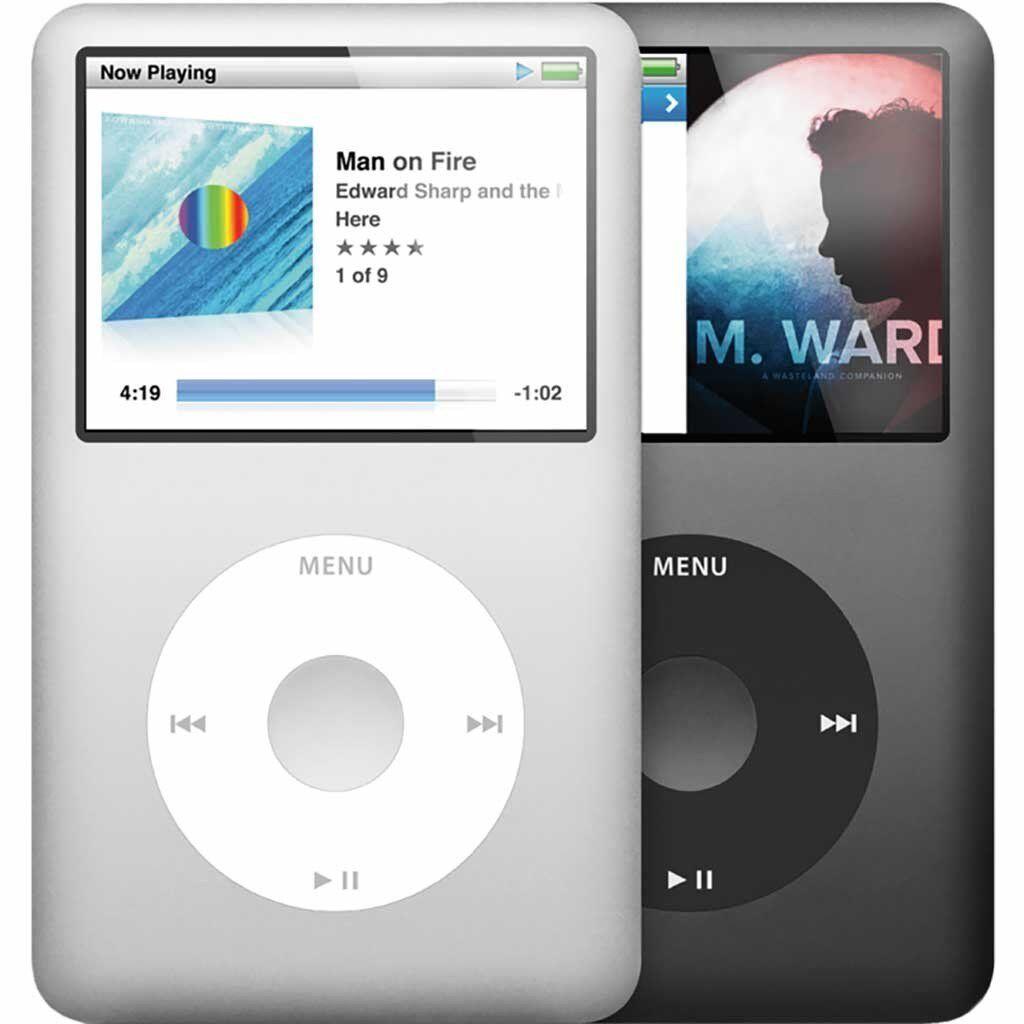 Apple iPod Classic 5th, 6th, 7th Generation / 30GB, 60GB, 80GB, 120GB, 160GB