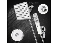 Bathroom Shower Head Set - Never used - Not needed