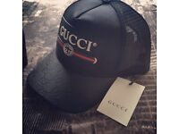 Brand new with tags designer unisex caps