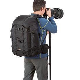 Lowepro Protrek professional camera bag