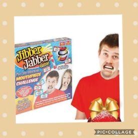 Jibber Jabber Kids Board Game