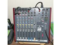 Allen & Heath ZED60-10FX Mixer Mint Boxed