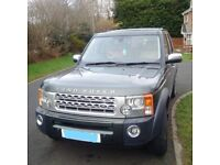 Land Rover Discovery 3 (sell or swap)