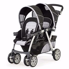 Chicco Double pram
