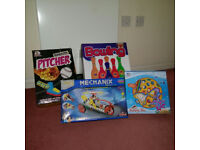 Bunch of 4 toys for sale (very good condition)