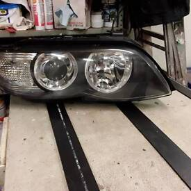 Btw x5 headlight