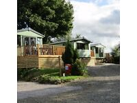 HOLIDAY LET 35X12 6 Berth Caravan short break SW Scotland. choose your preferred nights