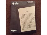 Kindle Touch 4GB BRAND NEW IN SEALED BOX