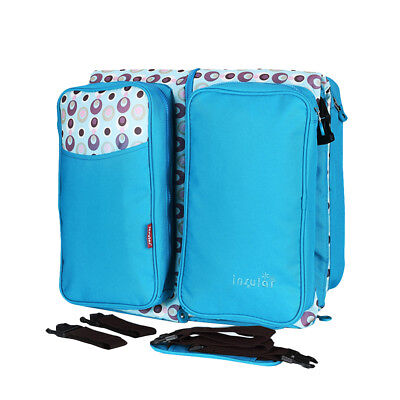 3 in 1-Wickeltasche, Mehrzweck-Tasche, für Reisen, für Stubenwagen, für