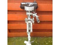 Seagull Century 4hp s/shaft outboard