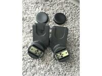 Used Quinny Zapp car seat adapters