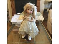 Alberon collector's Porcelain doll