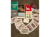 FREE note & thank you cards
