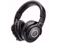 Audio-Technica ATH M40X Headphones Closed Back