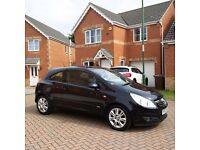 VAUXHALL CORSA 1.2 DESIGN, MOT 12 MONTHS, SERVICE HISTORY, LEATHER INTERIOR
