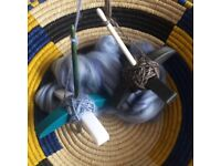 Learn to Spin, think YARN, not GYM!