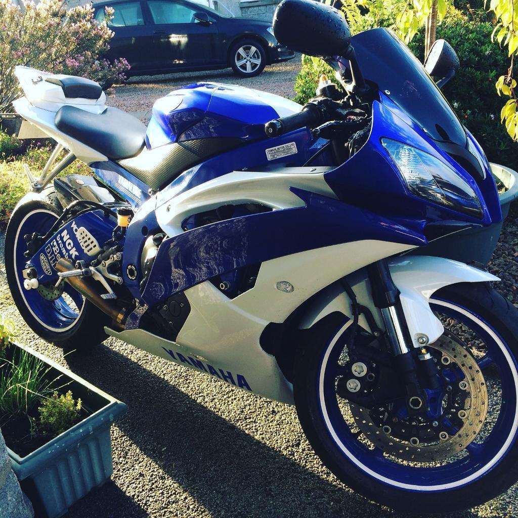 2009 Yamaha R6 *Low Mileage*