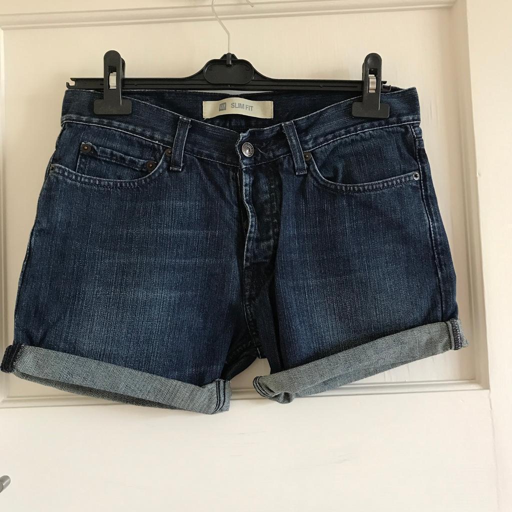 Gap Denim Cut Off Shorts