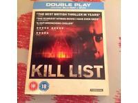 Kill list (blue ray)