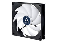 ARCTIC F14 PWM Rev 2 140 mm Standard Low Noise PWM Controlled Case Fan - Black