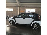 Smart forfour 1.1 passion 5dr black and white