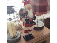 Santa clause by John Lewis