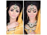 Special offer ladies hair and makeup £45