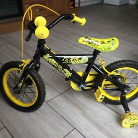 Childs Bicycle 3-5 years Cost £125