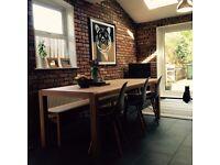 Habitat Radius Dining Table (NEARLY NEW) for sale