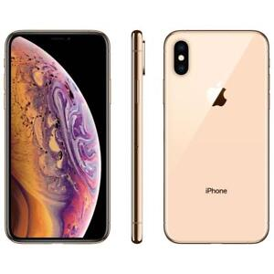 Apple iPhone XS 64GB - Gold AND GREY NEW SEALED WITH 1 YEAR WARRANTY