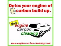 ENGINE CARBON CLEANING from only *£55.00