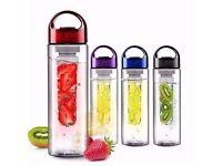 Infruition Fruit Infuser Healthy Water Bottle Mixer Blender 600 ml